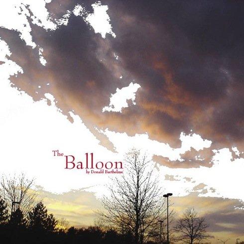 The Balloon, racconto di Donald Barthelme analizzato ne La salvezza di Euridice di WM2