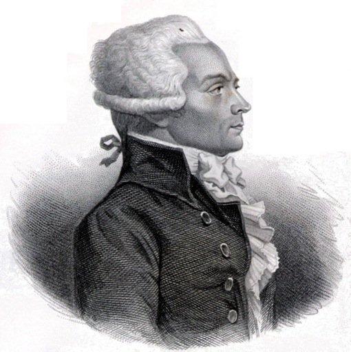 Maximilien Robespierre Drawing Maximilien de Robespierre is a