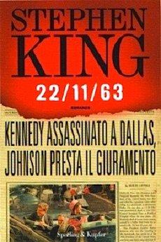 Stephen King, 22/11/63