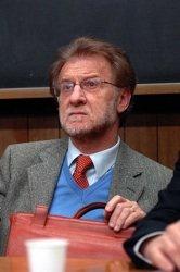 Il Magnifico Rettore dell'Università degli Studi di Bologna, professor Ivano Dionigi