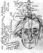Autoritratto di Artaud