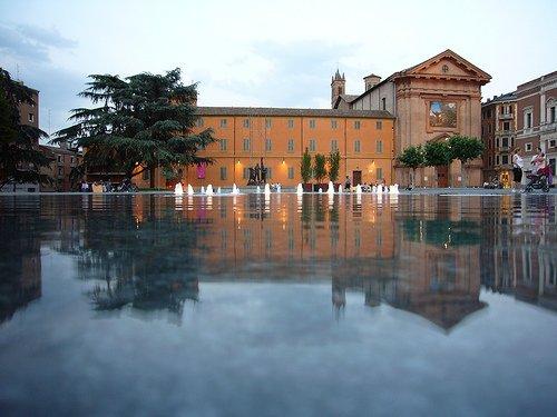Palazzo S. Francesco - sede dei Musei Civici di Reggio Emilia