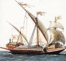 Galea veneziana alla Battaglia delle Echinadi