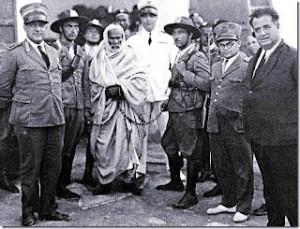 La cattura di Omar al-Mukhtar