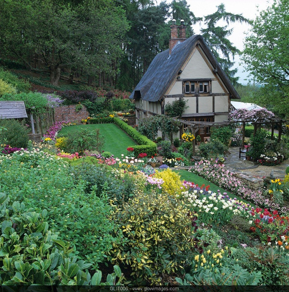 English Cottage Gardens Bing Images Sweet Homes Room