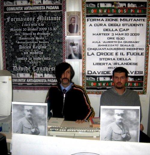 Comunità Antagonista Padana