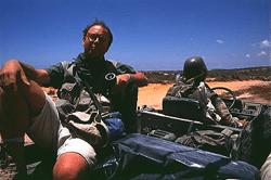 Gaiani in Somalia, 1993