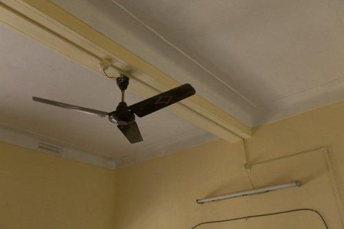 Le pale del ventilatore di Miavaldi