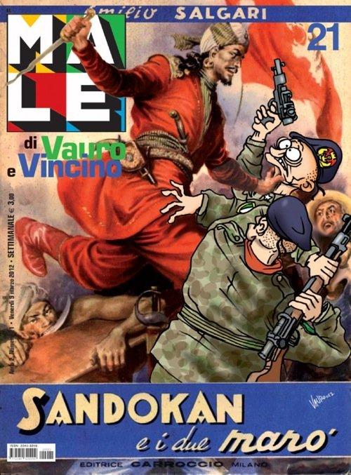 Sandokan e i due marò