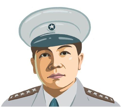 Vo Nguyen Giap ritratto da Scott Menchin