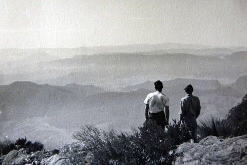 Felice Benuzzi in Australia nel 1954