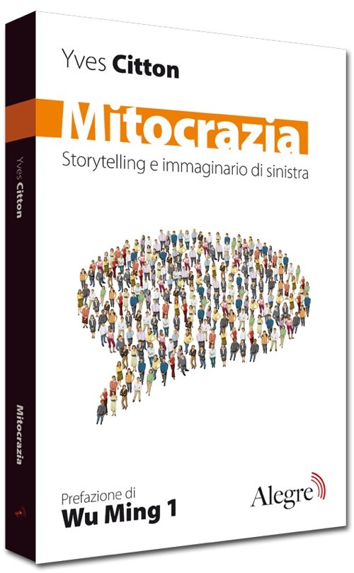 Mitocrazia - copertina