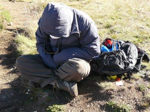 Wu Ming 1 sul Monte Kenya