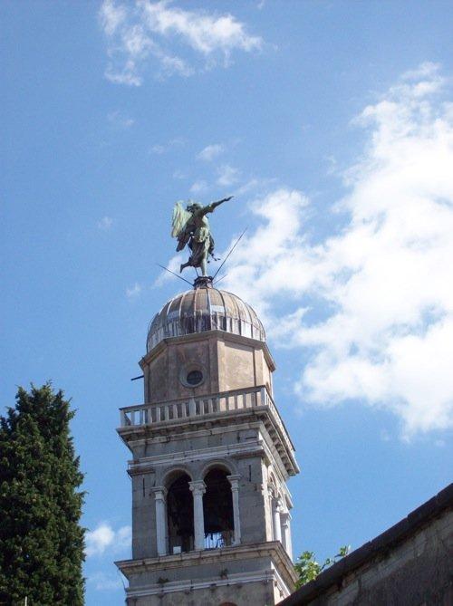 Campanile della Chiesa di Santa Maria di Castello, Udine
