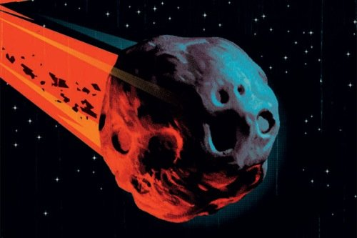 Red Asteroid