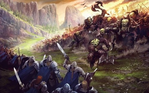 500px_Orc_battle_2d_fantasy_orcs_battle_warriors_picture_image_digital_art