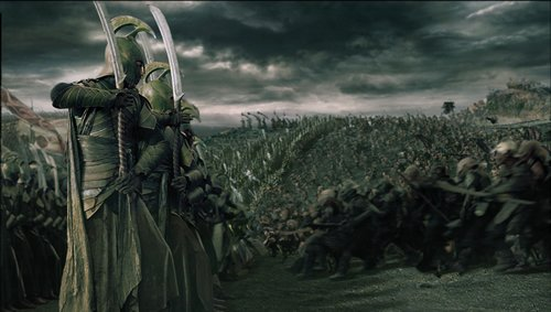 Elf-warriors