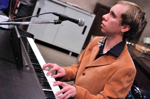 Luca Casarotti al Moncalieri Jazz Festival, 2010