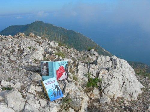 Point Lenana sul Monte Circeo