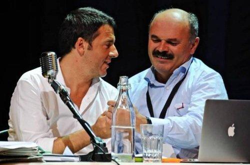 Farinetti e Renzi