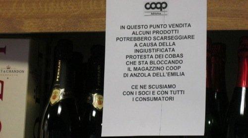 Bologna, 2013. Lo sciopero raccontato dal padrone.
