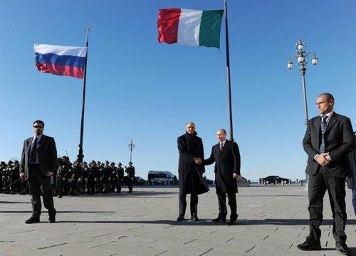 Putin libera Trieste