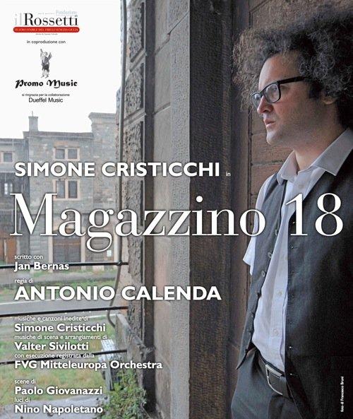 Locandina Magazzino 18