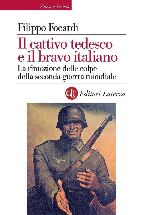 Copertina del libro di Filippo Focardi