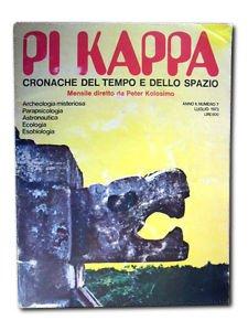 Pi Kappa, rivista fondata e diretta da Peter Kolosimo