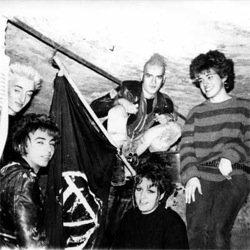 Raf Punk,  Bologna 1981