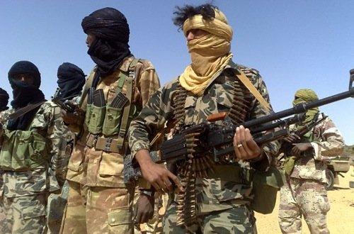 Ribelli Tuareg