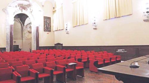 Sala Muratori della Biblioteca Classense di Ravenna