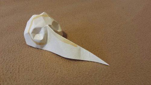Origami Scaramouche