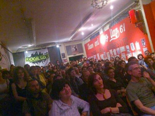 Vag 61, Bologna, 9 maggio 2014: presentazione de «L'Armata dei Sonnambuli»