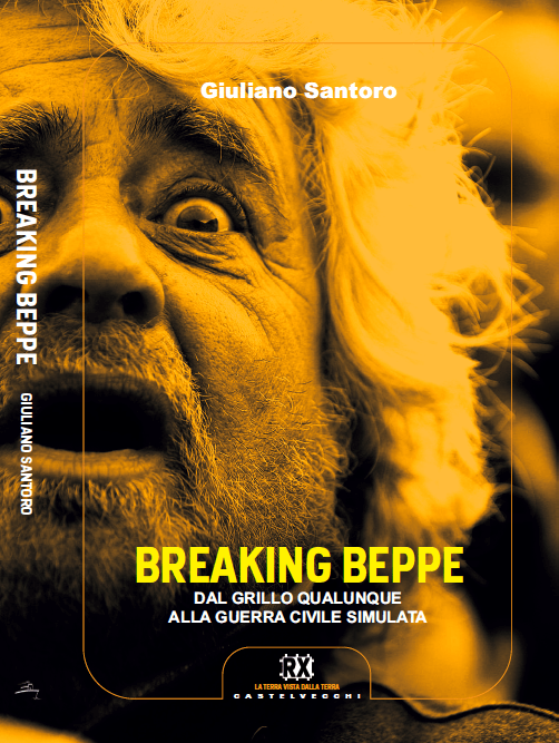 Copertina di Breaking Beppe