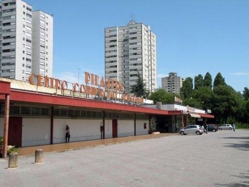 Il Centro Commerciale Pilastro