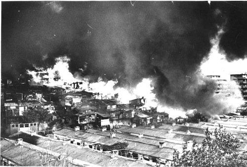 Il fuoco di Shek Kip Mei