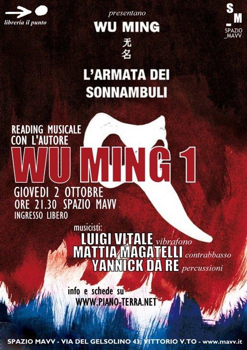L'Armata dei Sonnambuli a Vittorio Veneto
