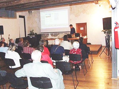 Una conferenza di storia istriana e dalmata intitolata Sulle tracce della Serenissima, 2010.