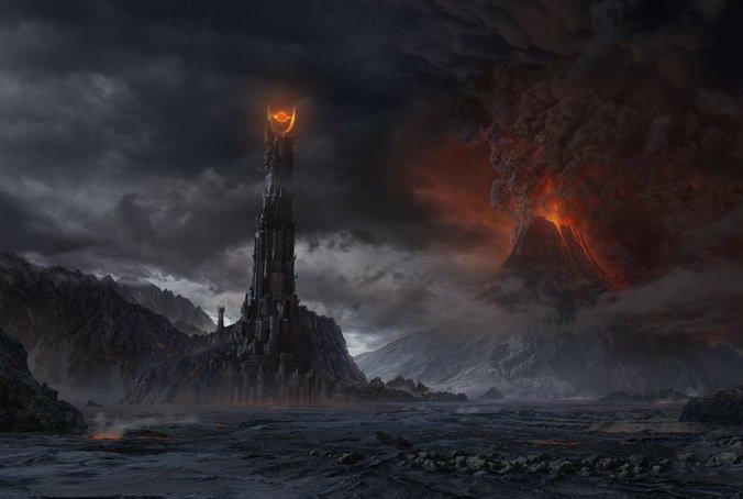 Sauron Muos