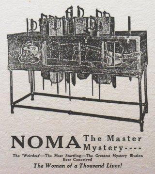 NOMA The Master Mystery