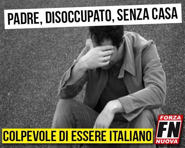 Colpevole di essere italiano
