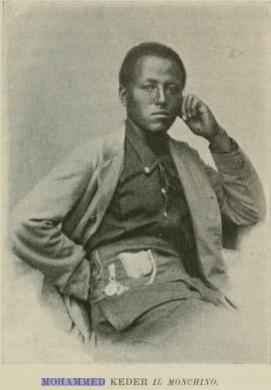Immagine tratta da L.Vannutelli, C. Citerni, L'Omo. Viaggio di esplorazione nell'Africa orientale, 1899