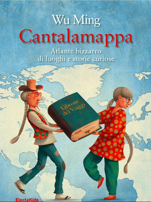 La copertina di «Cantalamappa». Clicca per aprire l'immagine completa (PDF).