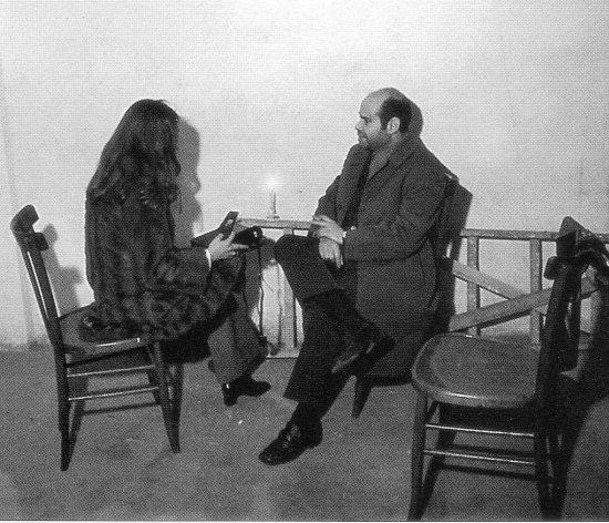 Ciccio Franco intervistato da Oriana Fallaci durante la latitanza.