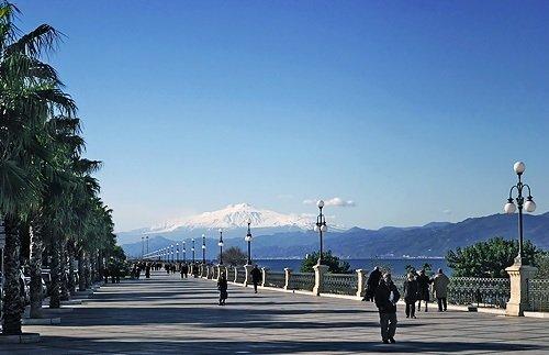 Reggio Calabria, Lungomare Falcomatà