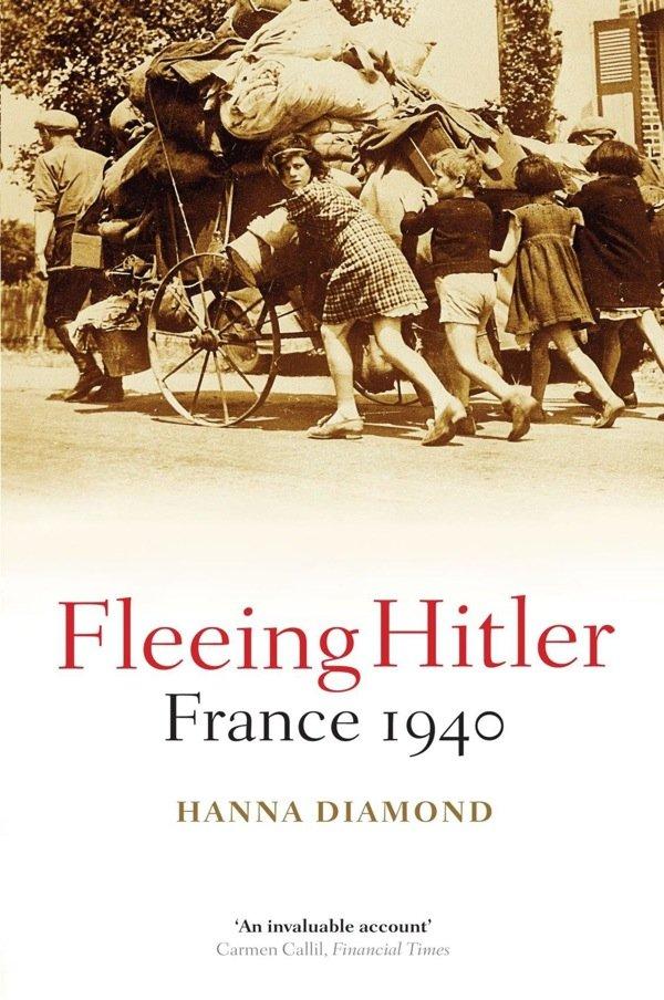 Fleeing Hitler - il librp