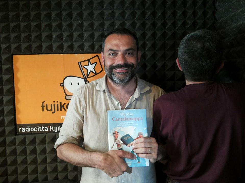 L'entomologo Gianumberto Accinelli