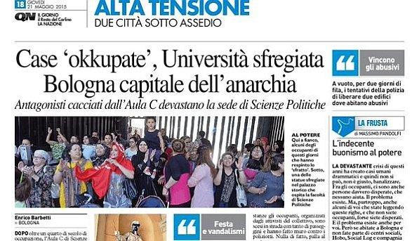 Capitale dell'anarchia