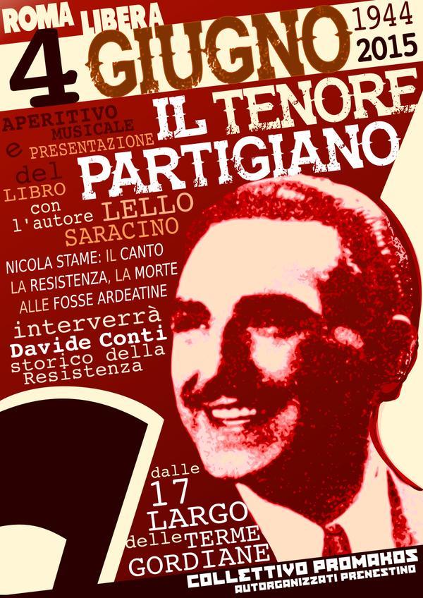 Il tenore partigiano a Roma